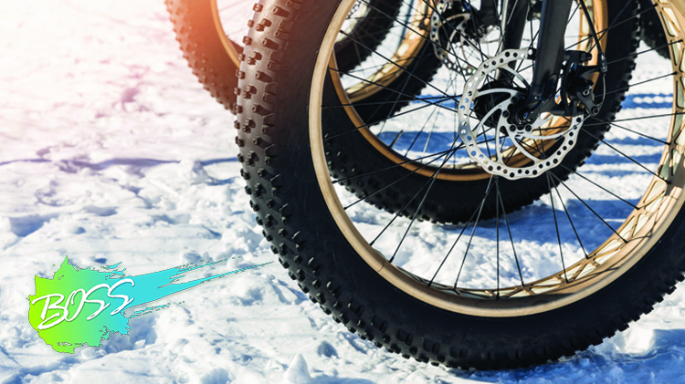 B.O.S.S. Tuesdays with Outdoor Recreation: Fat Tire Biking to HooDoo Brewery