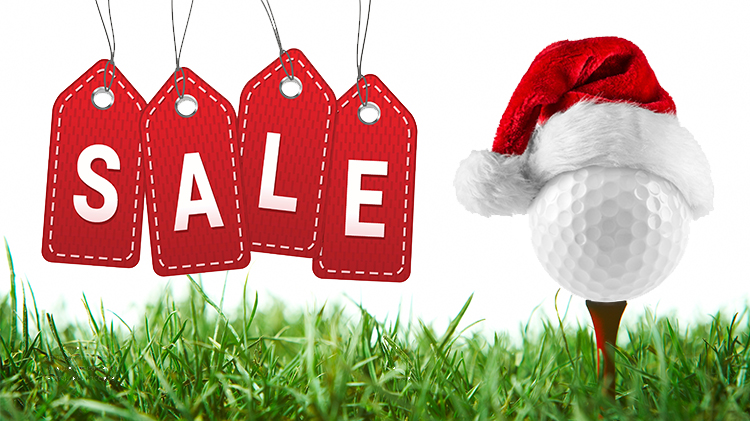 Golf Sale at Chena Bend Clubhouse