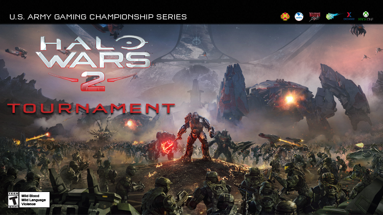 Army MWR Gaming Championship Series: Halo Wars 2 Tournament