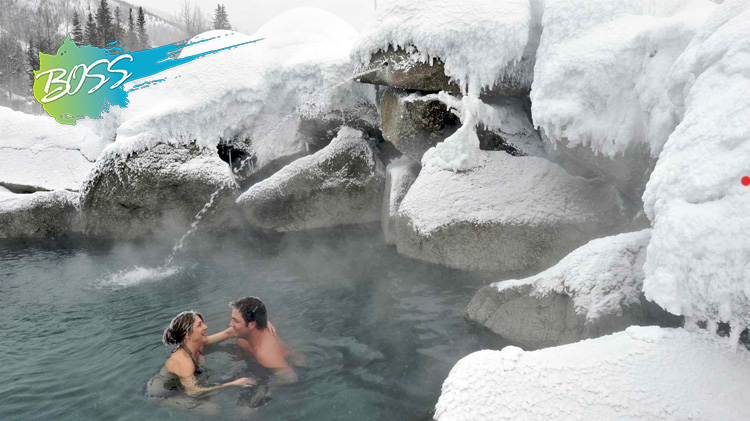 B.O.S.S. Chena Hot Springs Day Trip
