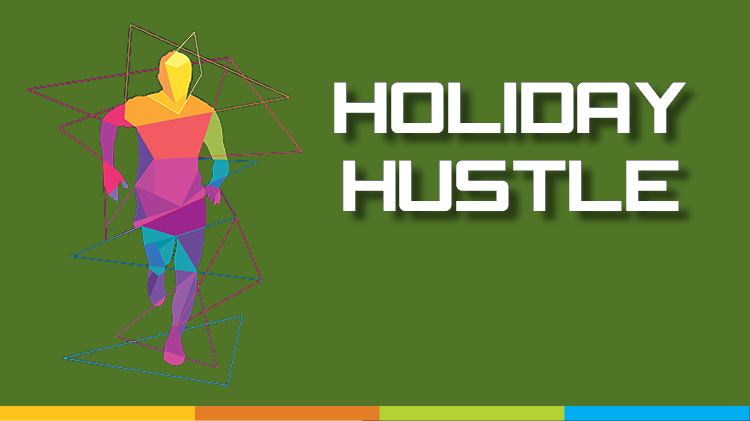 Holiday Hustle Fitness Challenge