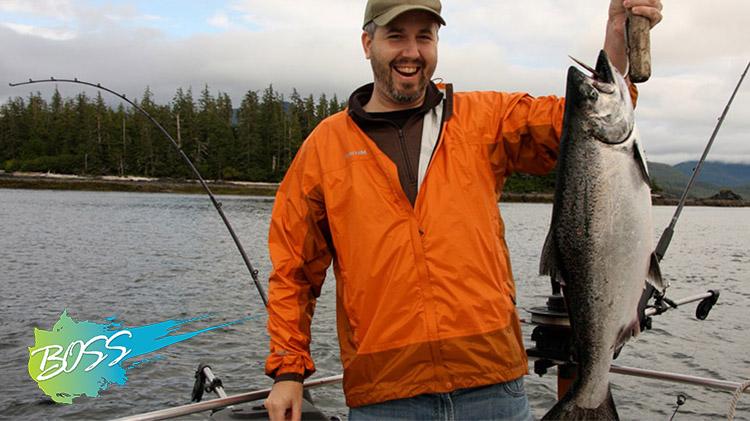 B.O.S.S.Chena River King Salmon Quest