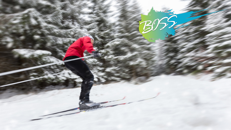 B.O.S.S. Tuesdays with Outdoor Recreation: Cross-Country Skiing