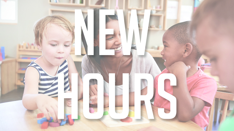 New Hourly Care Hours