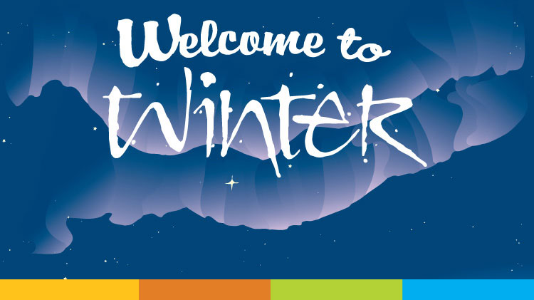 Welcome to Winter Special Edition