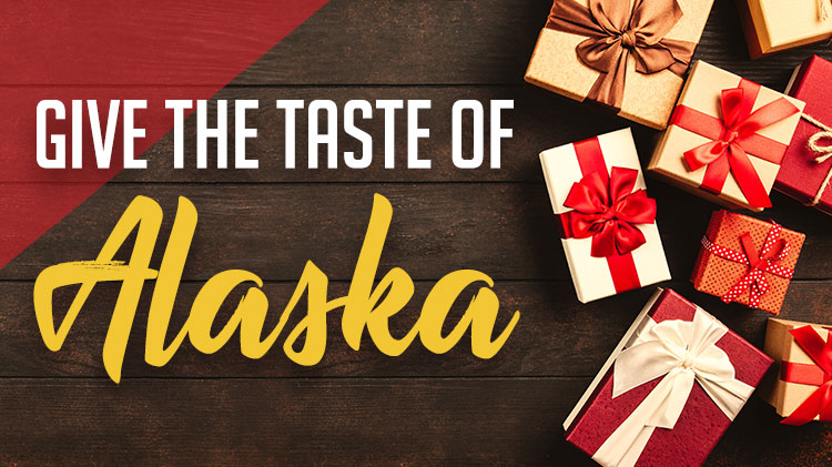 Alaskan Holiday Gift Boxes