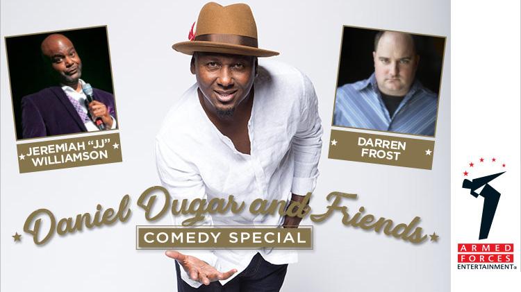 Daniel Dugar & Friends Comedy Special