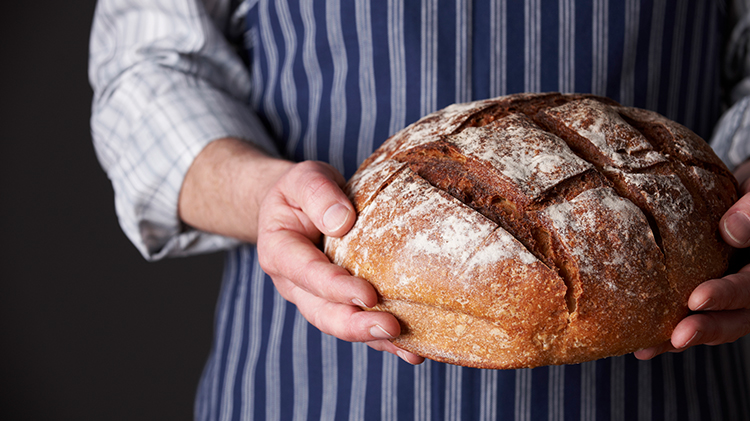 LIVE Simply: Bake the Perfect Loaf of Bread