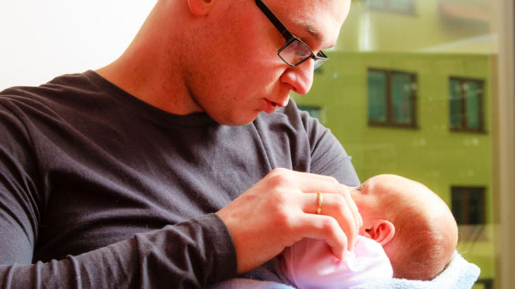 New Parent Support Program: Fatherhood Class